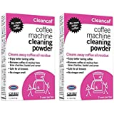 Cleancaf Cleaner for Home Coffee and Espresso Equipment, 6 Packets