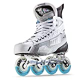 Bauer Mission Inhaler AC1 Inline Roller Hockey Skates - Bauer Hockey by Bauer
