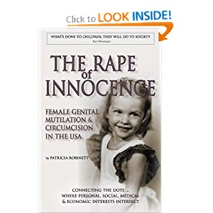 The Rape of Innocence: female genital mutilation and circumcision in the USA