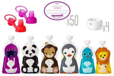 Squooshi Starter Kit