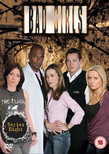 Bad Girls - Series 8 [DVD]