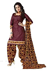 Balaji Fashion Women's fancy print cottan suit-D.NO 1005