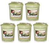 Yankee Candle 5 x A Child's Wish Votive Samplers