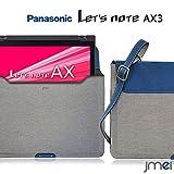 Let's note AX3 ケース JMEIオリジナルプ�