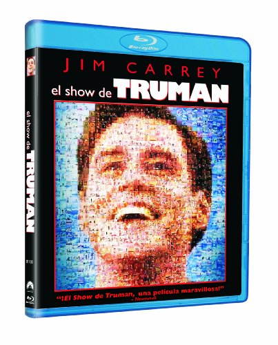 El Show De Truman (Blu-Ray) (Import Movie) (European Format - Zone B2) (2009) Jim Carrey; Laura Linney; Noah E