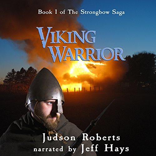 Warriors Book Series Review: Viking Warrior: Strongbow Saga, Book 1 Audiobook