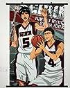 Wall Scroll Poster Fabric Painting For Anime Kuroko no Basket