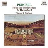 パーセル:ハープシコードのための組曲と編曲集