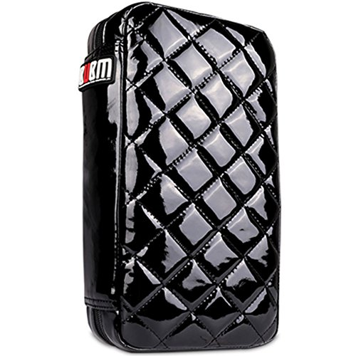 Buy 64 Capacity Pu Leather Cover CD / DVD Wallet, Various Colors - Black