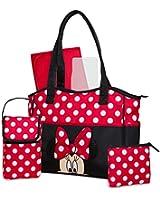 Disney 5 in 1 Tote Diaper Bag, Minnie