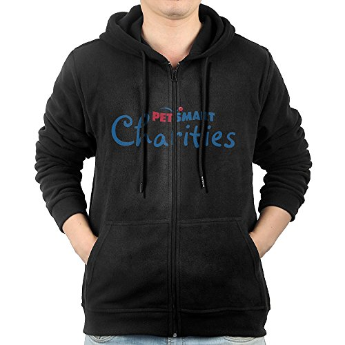 petsmart-charities-logo-zipper-sweatshirts-for-men-xl-black