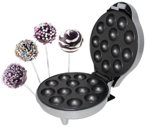 majelis 99 appareil cake pops corps argent cupcake r alisez 12 biscuits par cuisson 700w. Black Bedroom Furniture Sets. Home Design Ideas