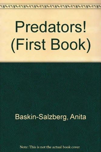 Predators! (First Book)