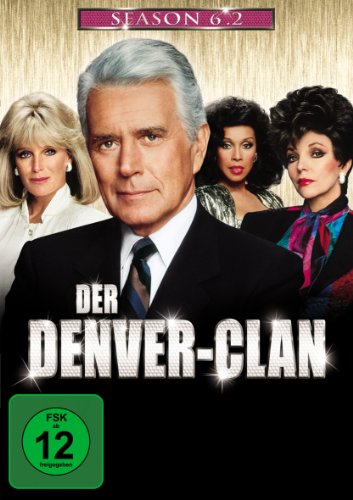 Der Denver-Clan - Season 6, Vol. 2 [4 DVDs]