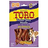 Toro Puppy Roll Bacon Dog Treat Quantity: 12-Pack
