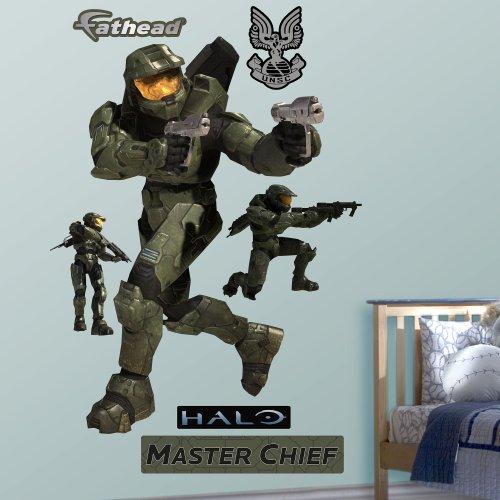 Fathead Halo Master Chief Graphic Wall Décor