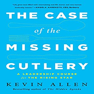 The Case of the Missing Cutlery Audiobook