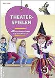 Image de Theaterspielen zu Bilderbüchern: 40 Kita-Projektideen zu 5 Bilderbüchern (Beltz Nikolo)