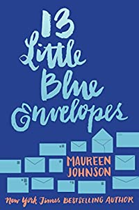 13 Little Blue Envelopes by Maureen Johnson ebook deal