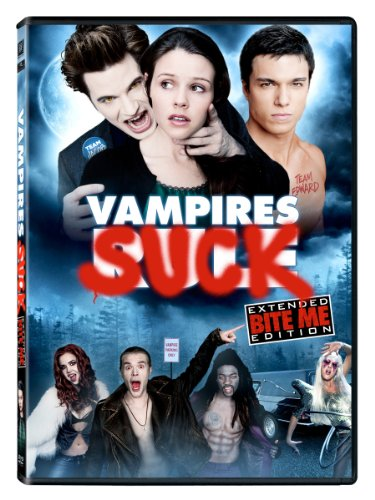 Cover art for  Vampires Suck