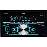 Boss Audio Systems 820BRGB Boss Audio Bluetooth, Double-Din, MP3/USB/SD Am/FM Receiver (No CD/DVD player)