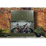 Bike Storage / Cycle Locker - Protect A Cycle Store - Green Version