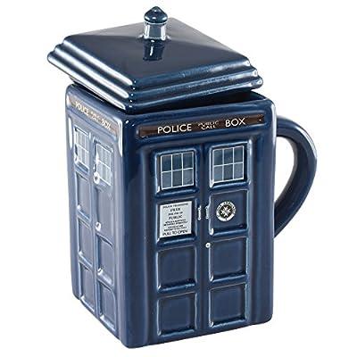 Doctor Who Figural Tardis Mug from Underground Toys