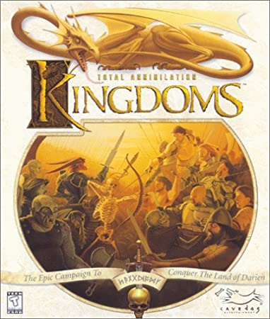 Total Annihilation: Kingdoms (Jewel Case)