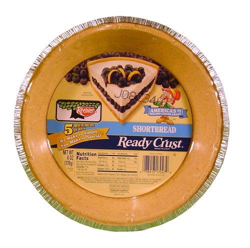 Keebler Ready Crust Shortbread Pie Crust 6 oz Mama Pie