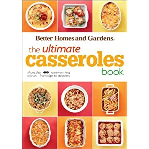 516216C34YL. SL500 AA300  Review: The Ultimate Casseroles Book from BH&G