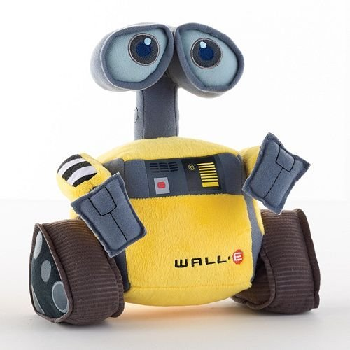 "KOHLS CARES "" DISNEY -PIXAR"" WALL-E 10"" PLUSH"