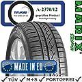 Winterreifen Marix 20555 R16 91h Ecogrip Pkw M S Tv Portofrei Pkw Auto Winter Reifen von MARIX