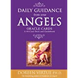 Daily Guidance from Your Angels Oracle Cards: 44 cards plus booklet ~ Doreen Virtue