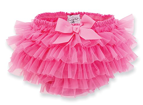 Mud Pie Baby-Girls Chiffon Bloomers, Pink, 6-9 Months (Mud Pie Bloomers compare prices)