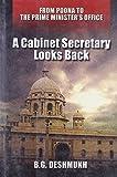 A Cabinet Secretary Looks Back