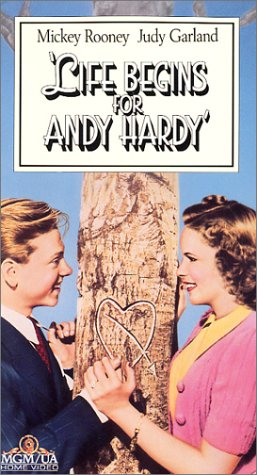 The Andy Hardy Collection - Life Begins for Andy Hardy [VHS]