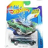 2015 Hot Wheels Color Shifters 36/48 Blvd. Bruiser