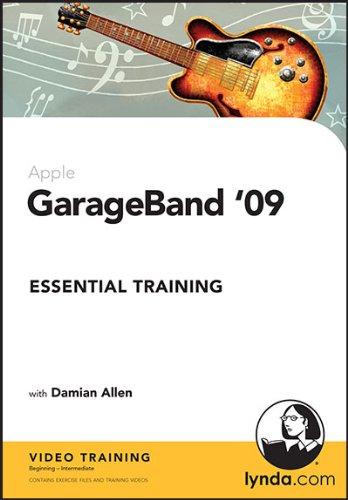 Garageband '09 Essential Training