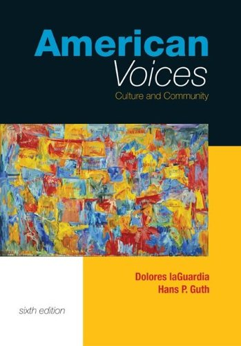 American Voices: Culture and Community with Student...