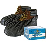 Waterproof ShuBee Shoe Covers Black