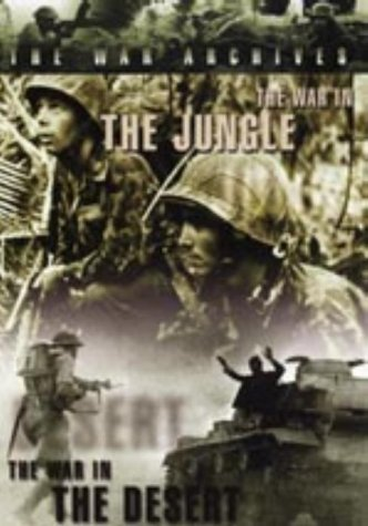 War In The Jungle/War In The Desert [DVD]