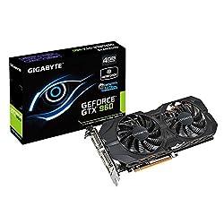GIGABYTE ビデオカード Geforce GTX960搭載 オーバークロックモデル GV-N960WF2OC-4GD