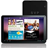 "SVP® 7"" Android Capacitive Touchscreen Tablet (with 8GB Memory Card) Features Google Play Store, Skype, YouTube, Netflix, Camera, Wifi, and G-Sensor!"