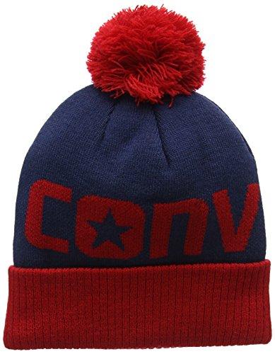 converse-jacquard-pom-cappellopello-bambino-multicolore-red-navy-taglia-unica-taglia-produttore-one-