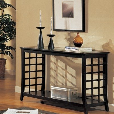 Cheap Console Table in Cappuccino (OCST468)