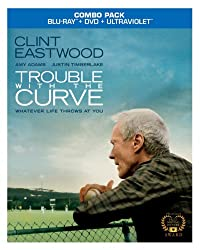 Trouble With the Curve (Blu-ray + DVD + Ultraviolet Digital Copy Combo Pack)