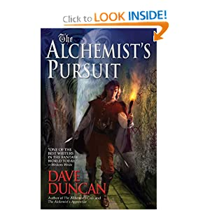 The Alchemist's Pursuit (Venice Trilogy, Bk 3) by Dave Duncan