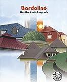 Produktbild von Onduline - Bitumenschindeln Bardoline PRO Biber unirot -