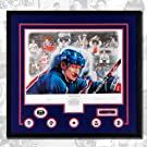 Wayne Gretzky 1999 HHOF Induction Autographed Print LTD/999