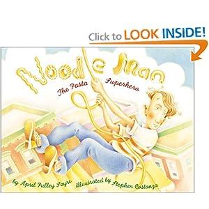 Noodle Man: The Pasta Superhero